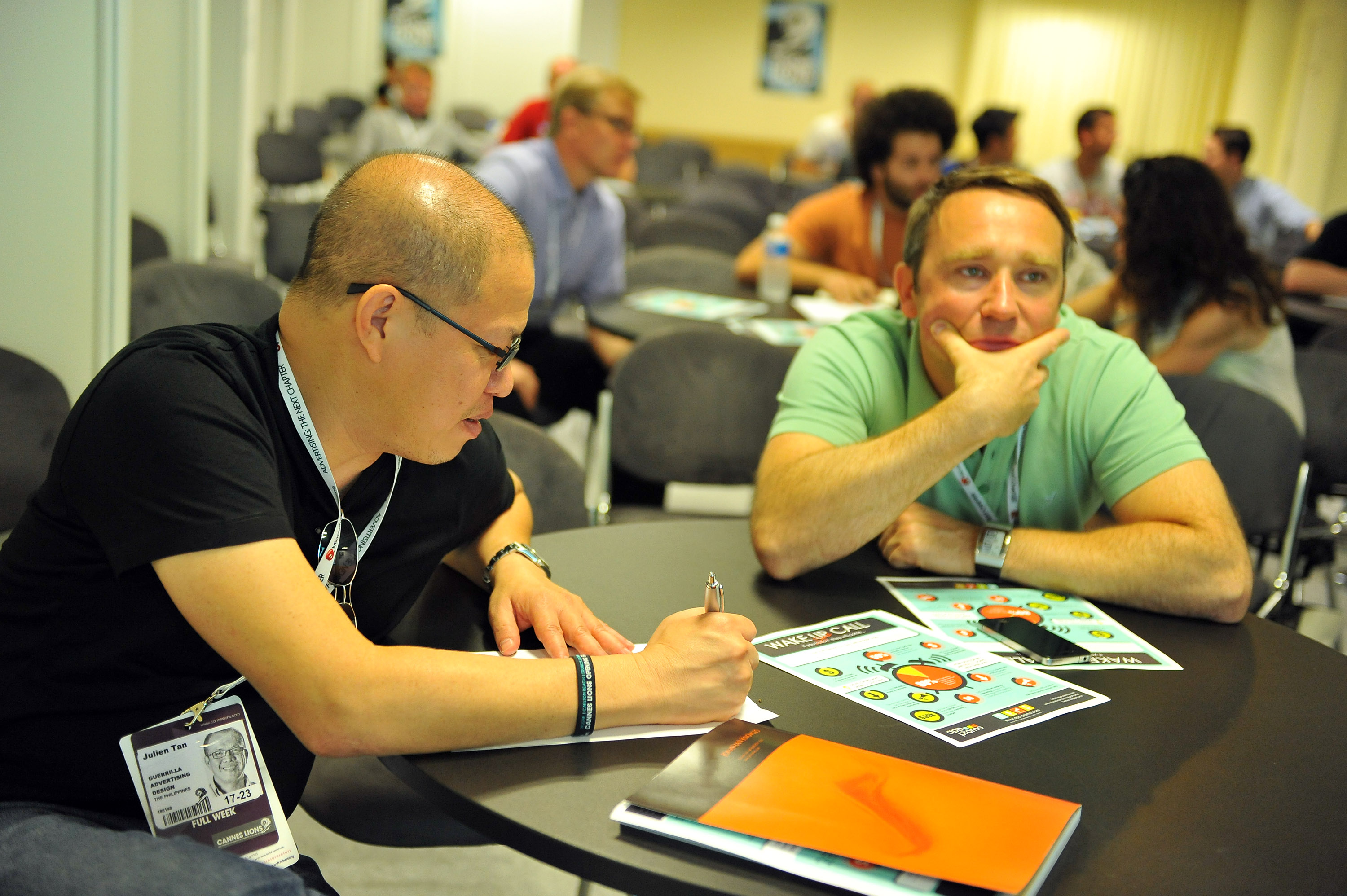 Cannes Lions Festival App Promo Workshop
