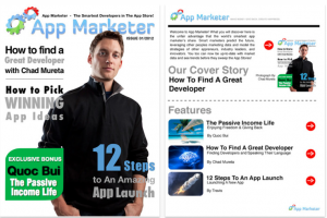 App Marketer iPad Magazine