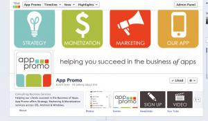 App Promo Facebook 6,000