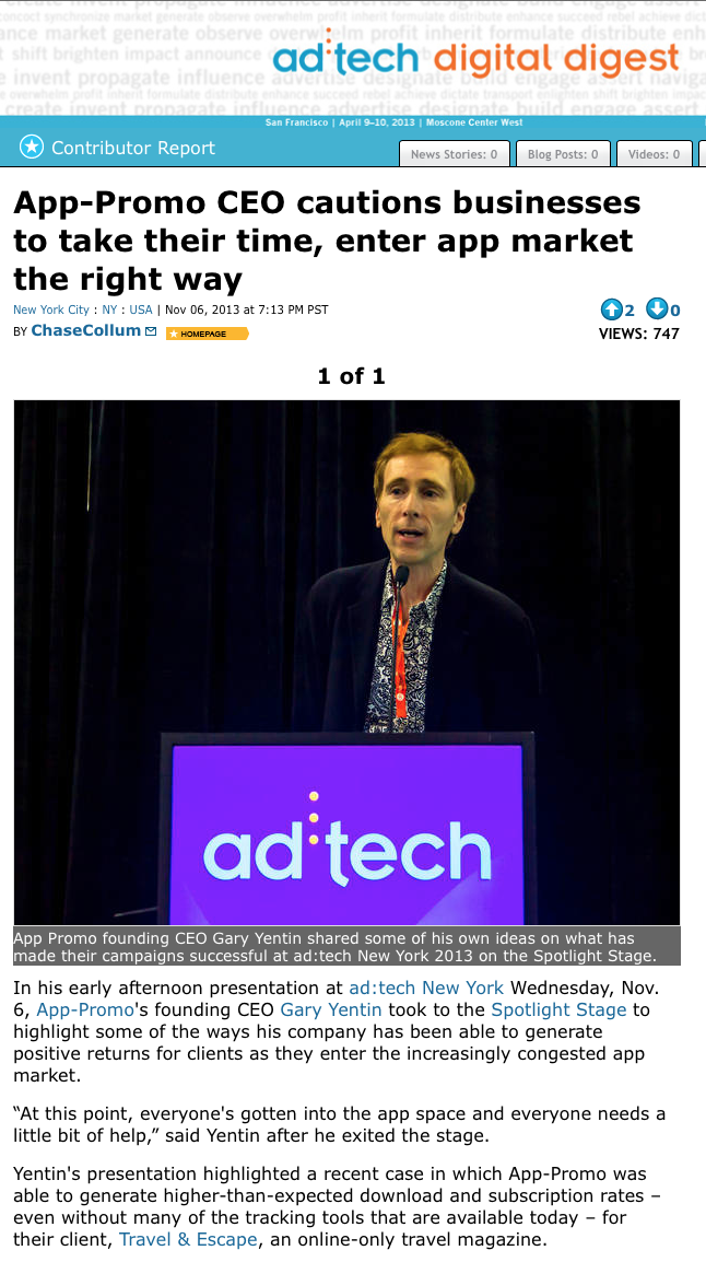 Adtech Article
