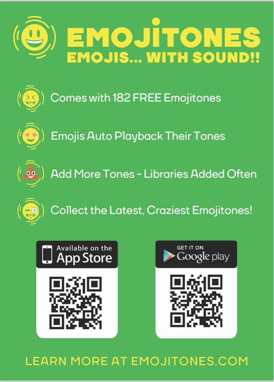 Join The Revolution! Irish start up @Emojitones launches iOS